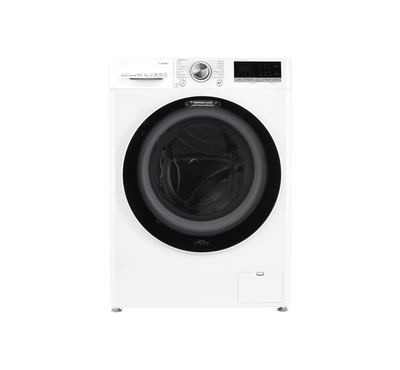 LG Front Load Fully Automatic Washer/Dryer 10.5/7kg with AI DD,White