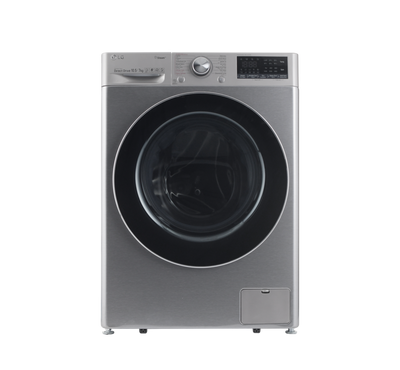 LG Front Load Fully Automatic Washer/Dryer 10.5/7kg with AI DD,Silver