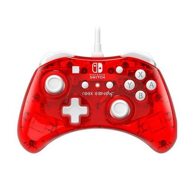 Nintendo Switch, PDP Controller,Stormin Cherry Color