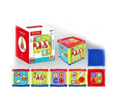 بيبي لف، صندوق مكعب للأطفال