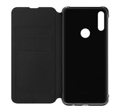 Huawei Y9 Prime Wallet Cover Black