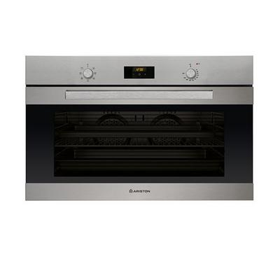 Ariston Built-in Electric Oven 90 Cm, 101 Ltrs, Stainless Steel