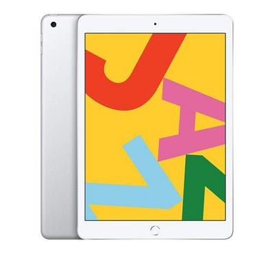 Apple iPad 7, 10.2 Inch,WiFi, 128GB, Silver