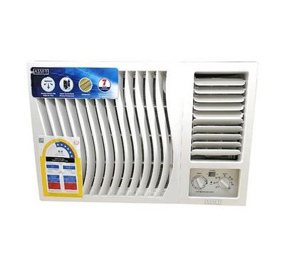 Asset Window AC 1.5 Ton, 18000 BTU,White