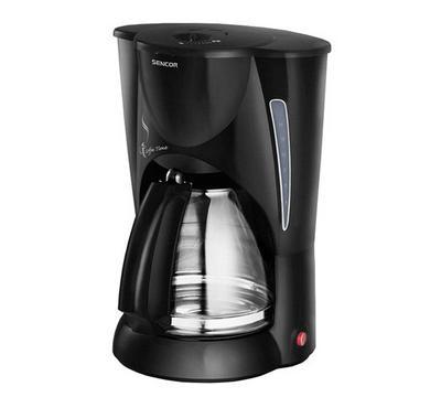 Sencor COFFEE TIME, Coffee Maker,2.1L, 900W, Black.