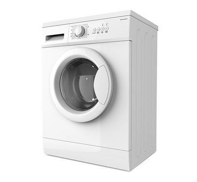Midea Front load 6kg Washing Machine. 15 Programs,White