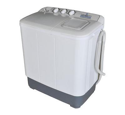 Westpoint 12kg Twin Tub Semi Automatic Washing Machine,White.