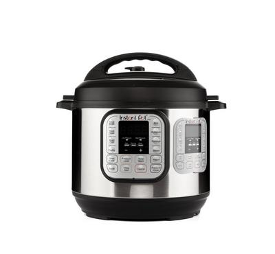 Instant Pot DUO 6, Multifunction Electric Pressure/Rice Cooker,7in1, 5.7L, 1000W, Silver.