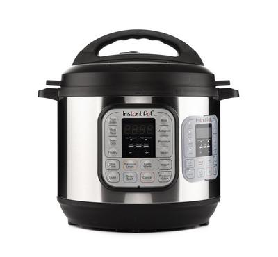Instant Pot DUO 8, Multifunction Electric Pressure/Rice Cooker,7in1, 7.6 L, 1200W, Silver.