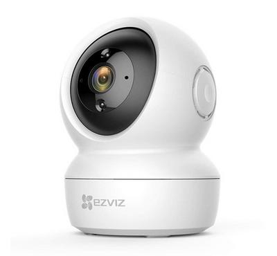 EZVIZ, C6N Pan/Tilt Camera FHD Indoor Dome Security Smart IR Night Vision