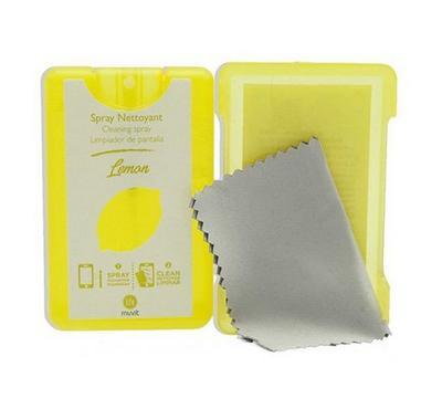 Muvit Life Kit Spray Screen Cleaner,20ML, Lemon