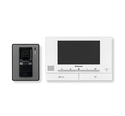 Panansonic, Video Intercom 7 inch, Electric Lock Door Opener