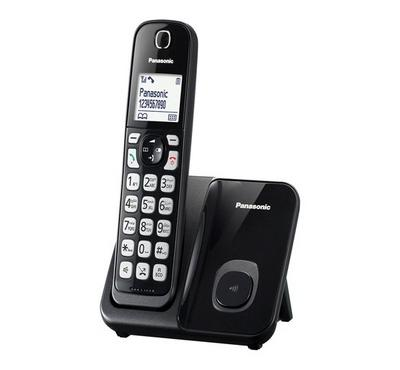 Panasonic, Digital Cordless Phone, 1.6 inch LCD display