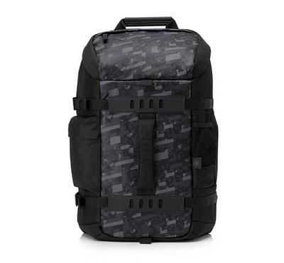 HP, 15.6 Inch, Odyssey Sport Backpack Deconstructed Camo, Black
