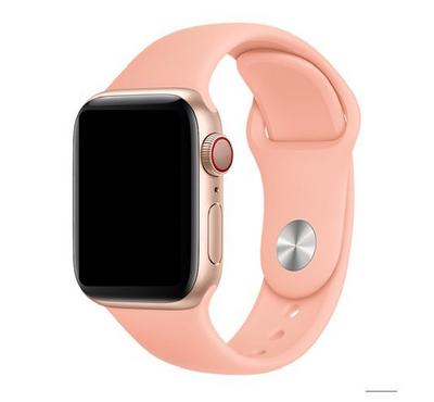 Apple 44mm Sport Band, Grapefruit