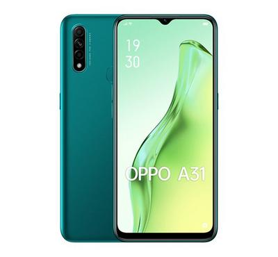 OPPO A31, 128GB, Lake Green