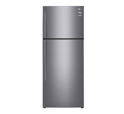 LG  Fridge Top Mount Freezer,630.0L,Smart Linear Compressor, 2 Doors Shiny Steel