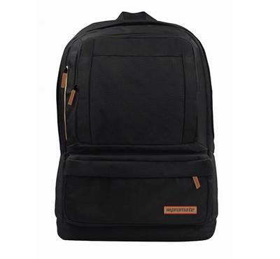 Promate, Drake Laptop Backpack, Black