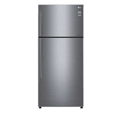 LG Top Mount Refrigerator,516L,Inverter Compressor,Multi Air Flow, Silver