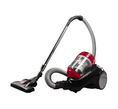 Bissell CleanView Multi Cyclonic Vacuum Cleaner, 2.0L, 2000W, Red