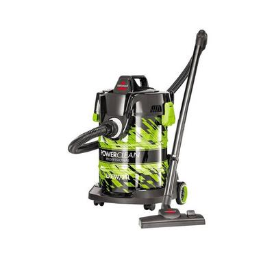 Bissell Wet and Dry Drum Vacuum Cleaner, 21L Dry/15L Wet, 1500W