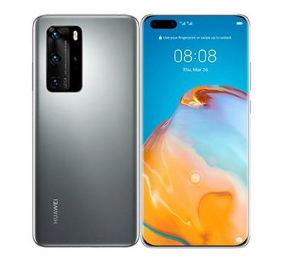 Huawei P40 Pro,5G, 256GB, Silver Frost