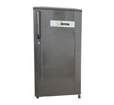 Haier 170L Refrigerator, Single Door, Manual Defrost, 220-240V, Silver