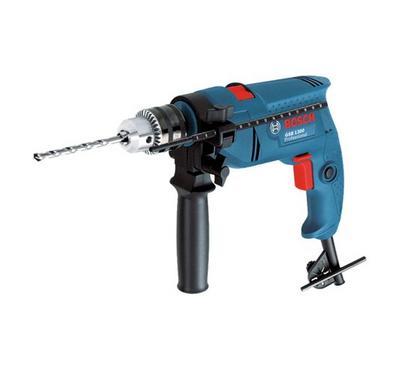 Bosch, Impact Drill Machine, 550W ,13mm keyed chuck, Blue