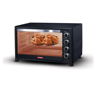 Power Electric Oven, 60 Ltrs, 1500 Watts, Black.
