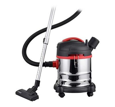 Russell Hobbs 20L Heavy Duty Vacuum Cleaner, 1400W, Black&Silver
