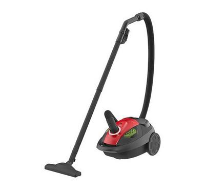 Hitachi Canister Vacuum Cleaner, 4.5L, 1600W, Brilliant Red