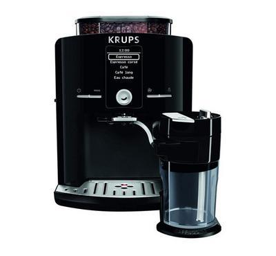كروبس ماكينة صنع قهوة الإسبريسو، أسود