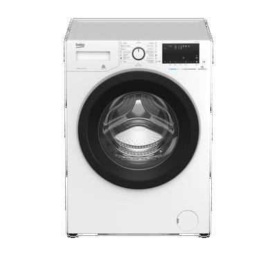 Beko Front Load Washing Machine ,8kg, 1400 RPM , 15 Program , White.