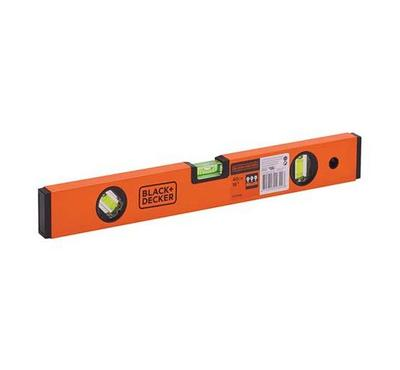 Black & Decker, Box Beam Level, 40cm, Orange