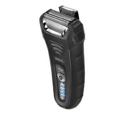 Wahl Aqua Shaver. Wet/Dry Rechargeable, Steel Blades, Waterproof