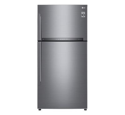 LG Fridge Top Mount Freezer,840.0L,Smart Inverter Compressor, Platinum Silver