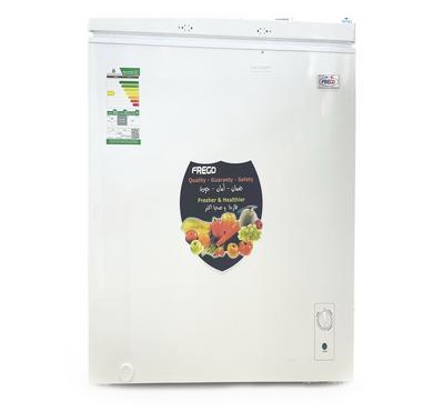 Frego Chest freezer 7Cu.ft - 198L, Fast Freeze,  Lock & key, White