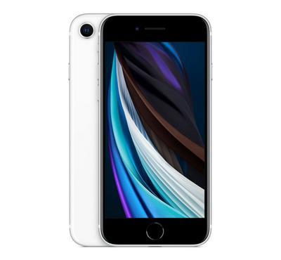 أيفون إس إي 2020، 128 جيجا، أبيض