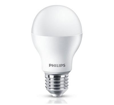 Philips 11W LED Bulb, 6500K, E27, White
