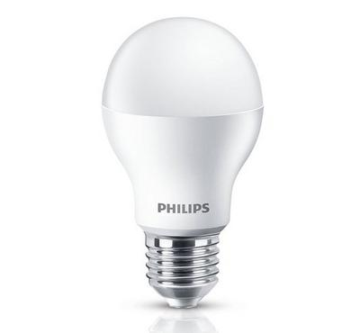 Philips 13W LED Bulb, 6500K, E27, White