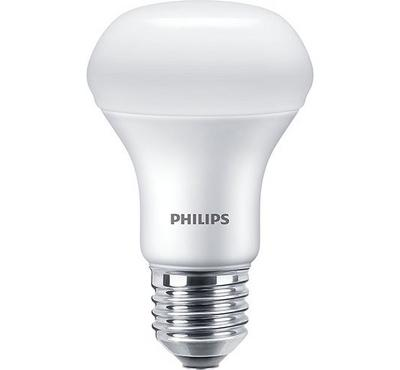 Philips LED Spot Bulb, 7W Coolday Light, 6500K, White