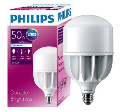 Philips, LED Trueforce 50W, Coolday Light, 6500K, E27, White