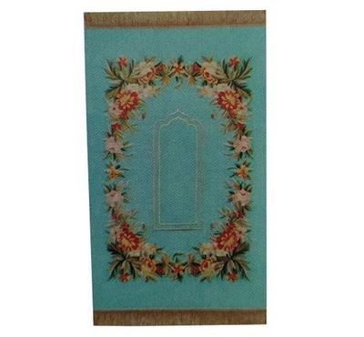 SCI, The Ultimate Sejadah Memory Foam Prayer Mat, L125x W75CM