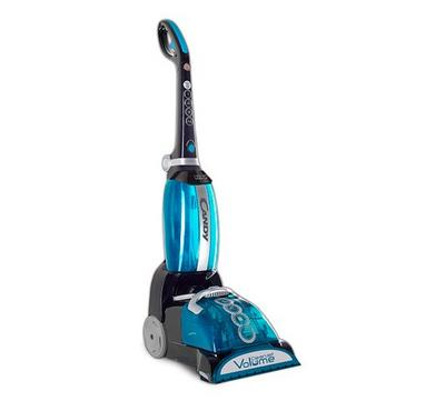 Candy CleanJet Evo Bagless Carpet Cleaner, 900w, Blue/Black