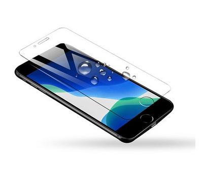 هايفن شاشة حماية لأيفون  إس إي 2020، شفاف
