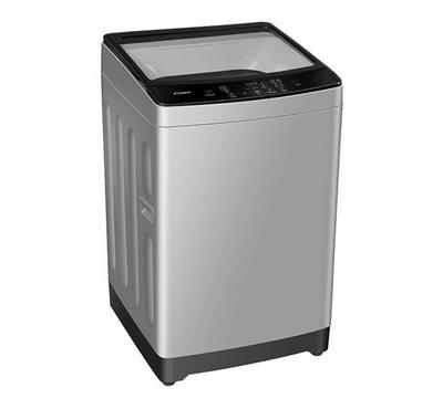 Candy 7.0KG Washing Machine Top Load With Pump Steel Body Grey