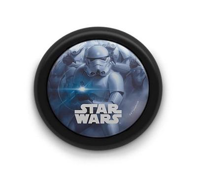 Philips, Battery Operated On/Off Wall Light, 15Mins Timer, Star Wars Disney