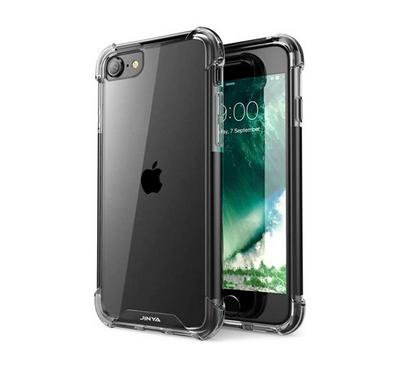 Jinya Defender iPhone SE Protecting Case, Full Phone Protection, Military Standard, Black