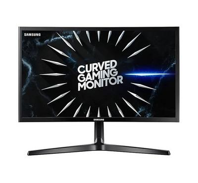 Samsung, 24 inch Curved Gaming Monitor, Black