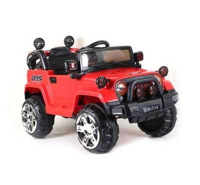 Baby Love, Motor Car With Remote, 2 Motors With Mp3/Tf/Usb Player